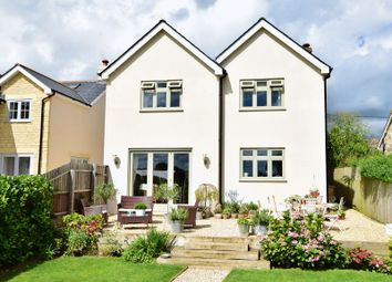 Thumbnail 4 bed detached house for sale in Burtonhayes, Burton Street, Marnhull, Sturminster Newton