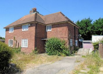 Thumbnail 3 bed semi-detached house for sale in Mill Road, Fareham