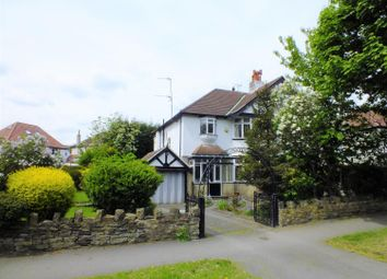 Thumbnail 4 bed semi-detached house for sale in Scott Hall Road, Moortown, Leeds