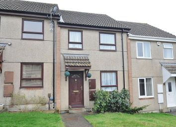 Thumbnail 2 bed terraced house for sale in Hedgerow Close, Woolwell, Plymouth
