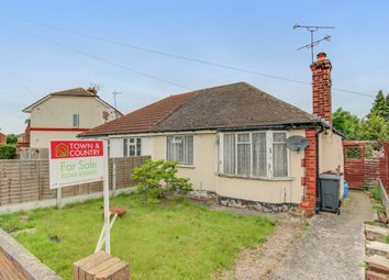 Thumbnail 1 bed semi-detached bungalow for sale in Leyland Drive, Saltney Ferry, Chester