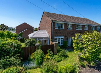 Thumbnail 3 bed semi-detached house for sale in Windsor Road, Chichester