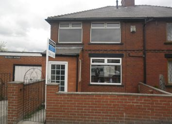 Thumbnail 3 bed semi-detached house to rent in Beverley Avenue, Worsbrough, Barnsley