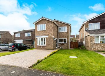 Thumbnail 4 bed detached house for sale in Hurst Crescent, Barrowby, Grantham