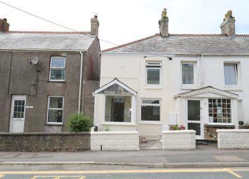 Thumbnail 2 bed terraced house for sale in Melrose Terrace, Fraddon, St. Columb