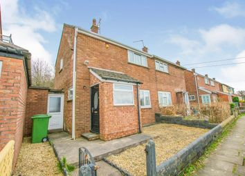 Thumbnail 2 bed semi-detached house for sale in Glastonbury Terrace, Llanrumney, Cardiff