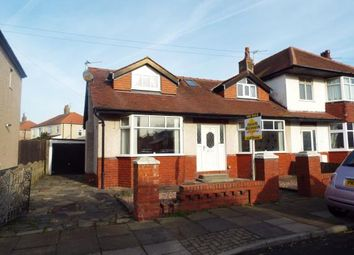 Thumbnail 3 bed semi-detached house for sale in Valeway Avenue, Thornton-Cleveleys, Lancashire