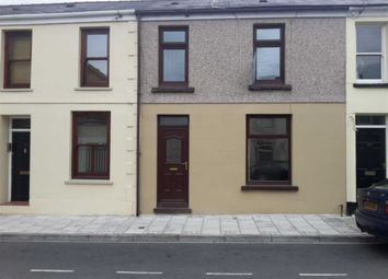 Thumbnail 3 bed terraced house to rent in Dean Street, Aberdare, Rhondda Cynon Taff