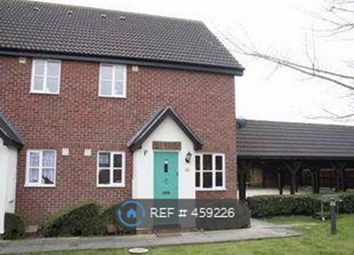 Thumbnail 1 bed end terrace house to rent in Church Walk, Brentwood