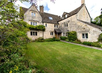 Thumbnail 6 bed detached house for sale in Cheltenham Road, Pitchcombe, Stroud, Gloucestershire