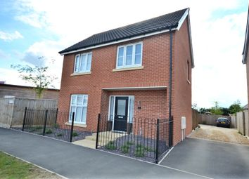 Thumbnail 2 bed detached house for sale in Natterers Road, Hethersett, Norwich