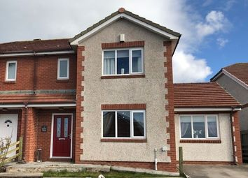 Thumbnail 3 bedroom semi-detached house for sale in Ruskin Close, Millom