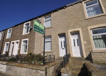 Thumbnail 2 bed terraced house for sale in Elmfield Street, Church, Accrington
