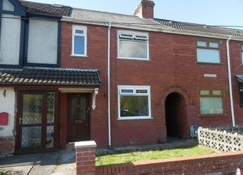 Thumbnail 3 bed terraced house to rent in Ramsey Road, Clydach, Swansea.
