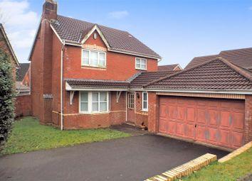 Thumbnail 4 bedroom property for sale in Heol Tircoed, Penllergaer, Swansea