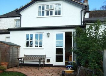 Thumbnail 3 bed cottage to rent in Kenn, Exeter
