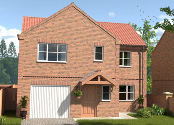 Thumbnail 4 bed detached house for sale in Franklin Way, Barrow-Upon-Humber, North Lincolnshire