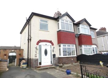 Thumbnail 3 bed semi-detached house for sale in Gadlas Road, Llysfaen, Colwyn Bay, Conwy