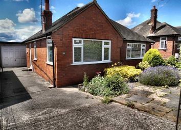 Thumbnail 2 bed detached bungalow for sale in Bryn Awelon, Mold, Flintshire