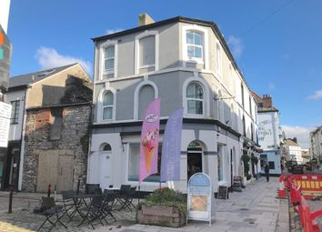 Thumbnail Retail premises for sale in The Barbican, Plymouth