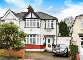 Thumbnail 3 bedroom semi-detached house for sale in Carlton Road, Gidea Park