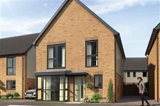 Thumbnail 4 bed detached house for sale in Arisdale Avenue, South Ockendon, Essex