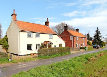 Thumbnail 4 bed detached house for sale in Hardley Street, Hardley, Norwich, Norfolk