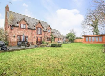 Thumbnail 4 bed detached house for sale in Galley Lane, Great Brickhill