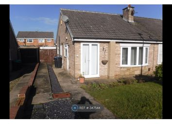 Thumbnail 2 bed bungalow to rent in Faverdale Avenue, Middlesbrough