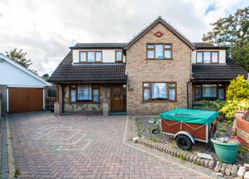 Thumbnail 4 bedroom detached house for sale in Watson Close, Shoeburyness