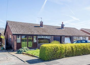 Thumbnail 2 bed semi-detached bungalow for sale in Windsor Road, Ashton-In-Makerfield, Wigan