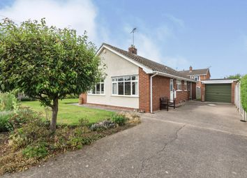 Thumbnail 3 bed detached bungalow for sale in Haddon Road, Retford