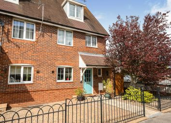 Thumbnail 3 bed end terrace house for sale in Pointers Way, Amesbury, Salisbury