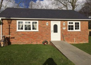Thumbnail 1 bed bungalow to rent in Nickley Wood, Shadoxhurst, Ashford