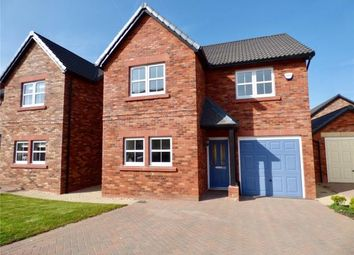 Thumbnail 4 bed detached house for sale in Goodwood Drive, Carlisle, Cumbria