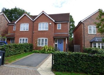 Thumbnail 3 bed semi-detached house for sale in Sunderton Road, Birmingham, West Midlands
