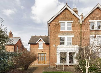 Thumbnail 4 bed property for sale in East Churchfield Road, London