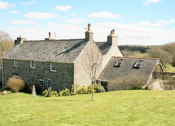 Thumbnail 4 bed farmhouse for sale in Spriddlestone, Brixton, Plymouth, Devon