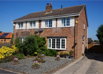 Thumbnail 3 bed semi-detached house for sale in Fairfax Crescent, Tockwith