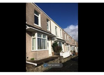 Thumbnail 2 bed terraced house to rent in Seaview Terrace, Swansea