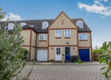 Thumbnail 4 bed town house to rent in Limetree Close, Cambridge