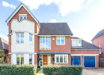 Thumbnail 6 bed detached house for sale in Padelford Lane, Stanmore, Middlesex