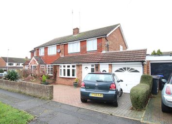 Thumbnail 3 bed property to rent in Bradden Close, Kingsthorpe, Northampton