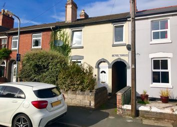 Thumbnail 3 bed property to rent in Peel Terrace, Stafford