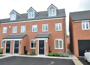 Thumbnail 3 bed semi-detached house for sale in Adkins Close, Burton-On-Trent