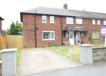 Thumbnail 3 bed town house to rent in Grange Lane South, Scunthorpe