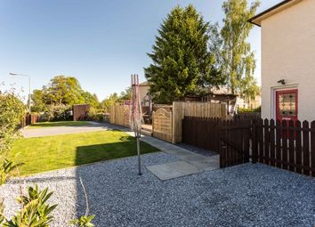 Thumbnail 2 bed maisonette for sale in Park Crescent, Scone, Perthshire