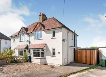 The Circus, Eastbourne BN23. 3 bed semi-detached house
