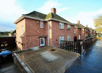 Thumbnail 4 bedroom semi-detached house to rent in Robson Road, West Earlham, Norwich