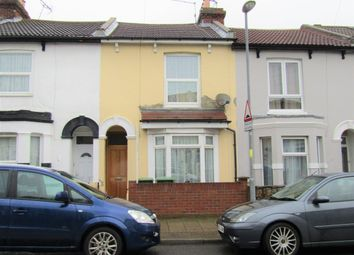 Thumbnail 3 bed terraced house to rent in Henderson Road, Southsea, Hampshire